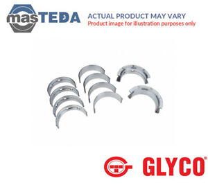 MAIN SHELL BEARINGS SET GLYCO H1047/7 STD I STD FOR FIAT 300,600