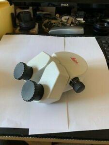 Leica Microscope Binocular Head surgical for type 2 eyepieces 45 degree
