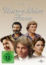 little House on the prairie season 10- the Movies DVD Region 2 /UK Tv series
