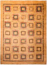 Tapis multicolores rectangulaire avec un motif Géométrique pour la maison