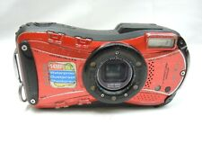 Ricoh WG-20 14.0MP Digital Camera White (No Battery Charger) has spot on screen