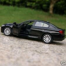 5 Inch BMW M5 Alloy Diecast Model Cars Toy Car Gift Pull Back Function Black