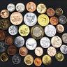 10 PCS Set Different Animals Coins Not Duplicate ,UNC