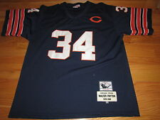 Mitchell & Ness WALTER PAYTON No. 34 CHICAGO BEARS Throwback (1975-86) Jersey