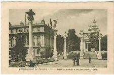 048 Esposizione di TORINO 1911 - Città di Parigi e Salone delle Feste
