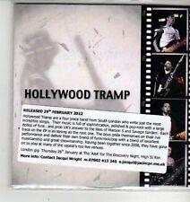 (CW660) Hollywood Tramp, Square One - 2012 DJ CD