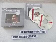 CD Jazz Dexter Gordon - Homecoming 2CD BOX (8 Song) CBS + org insert