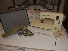 Bernina VARIA Model 534 SWITZERLAND Working RARE w Accessories Sewing Machine