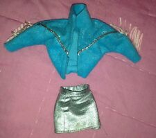 western stampin barbie Jacket And Skirt