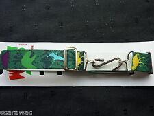 serpent ceinture pour garçons/ENFANTS/ENFANTS - VERT AVEC DINOSAURE motifs