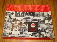 Avalon Hill 1963 : STALINGRAD game - Campaign in Russia - Thick Box (UNPUNCHED)