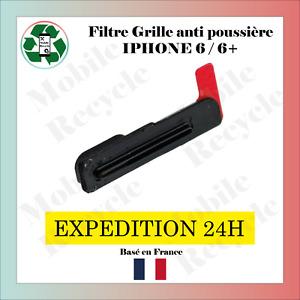 Filtre Grille anti poussière écouteur POUR écran LCD APPLE IPHONE 6 / 6 PLUS
