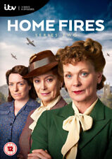 Home Fires: Series 2 DVD (2016) Clare Calbraith cert 12 2 discs ***NEW***