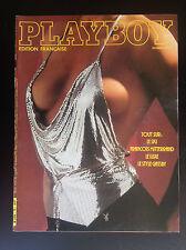 Revue Playboy N° 2 1980 TBE Erotisme