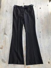 Paul Smith Femmes Laine Pantalon, Taille IT40/UK8
