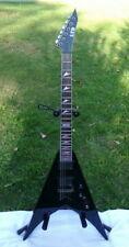 New ListingRare Excellent Esp Ltd V-401Fm Flying V Flame Maple Top Guitar Emg Pickups L@K