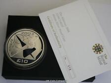 2008 Alderney Concorde Royal Mint Silver Proof £10 Coin Low Cert Number 15