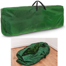 CHRISTMAS TREE DECORATION LIGHTS ZIP UP SACK STORAGE BAG FOR UPTO 9FT XMAS TREES