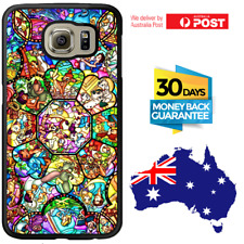 Galaxy S9 S9 Plus S8 S7 S6 Edge S5 Case Disney Princess Bumper Cover For Samsung
