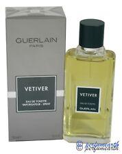 Vetiver by Guerlain 3.4/3.3 oz Eau De Toilette Spray for Men New In Box