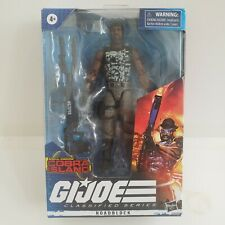 "GI Joe Classified Cobra Island Target Exclusive Roadblock 6"" Figure"