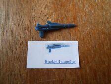 GI Joe 1984 Battle Gear Accessory Pack #2 Major Bludd's Rocket Launcher