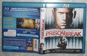 PRISON BREAK L'INTEGRALE DE LA SAISON 1 (COFFRET 6 BLU-RAY)