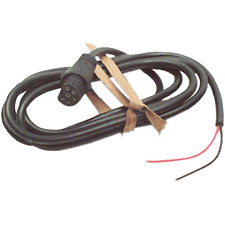 Lowrance LOW-000-0099-83 PC-24U Power Cable, X50, X67C, M68C, X96