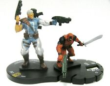 Heroclix Giant size x-MEN #055 Cable/Deadpool