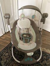 Babywiege automatisch Baby Wippe Schaukel Wiege Liege