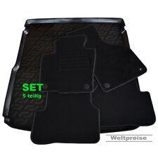 Fußmatten + Kofferraumwanne SET für VW Passat 3C B6 Variant Kombi ab Bj.2005 -