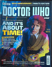 BBC Panini Official DOCTOR WHO MAGAZINE Issue #497 April 2016 Good Condition