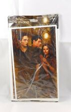 Twilight New Moon Notebook Decal Stickers Hallmark Party Express 4 Sheets