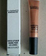 Mac Mineralize Bálsamo para labios teñido agradable y simple 10ML Nuevo en Caja Reino Unido vendedor de confianza