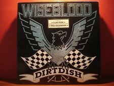 WISEBLOOD - Dirtdish / Alternative Rock / NM / Lp / UK 1987