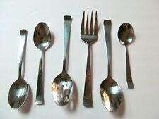 Cuisinart 18/10 flatware- Julienne- hostess serving set 6 pieces