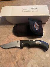 harley davidson buck knife Gerber 650