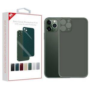 Apple iPhone 11 /Pro /Max Hybrid Protective Camera Lens Protector Cover Case