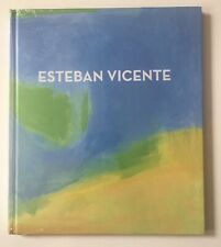 Esteban Vicente Monograph Hardcover Book Miles McEnery Gallery Sealed NEW