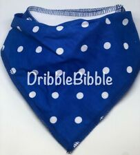 ❤ Baby Child Dribble Bib Catcher Dry Bandana Girl Boy Dog ❤ Pink Cute Pugs ❤