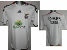 2008-09 Benfica Borges Away Portugal Football Shirt Soccer Jersey - S