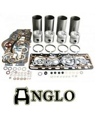 Massey Ferguson 35 4cyl (23C) Diesel Tractor Engine Rebuild Kit Piston Liner Kit