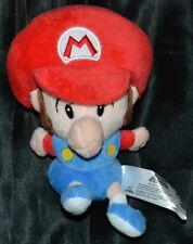 "6"" Baby Super Mario Bros. Brothers Plush Toys Dolls Stuffed Animals Good Guys"