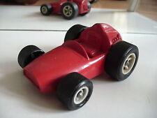 Galanite Sweden F1 Formula 1 Car in Red