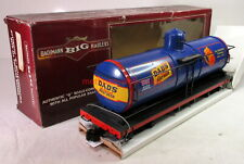 Bachmann Big Haulers~G Scale~93433~Single Dome Tank Car~Dad's Root Beer~w/Box