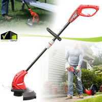 Electric String Trimmer Edger Corded Weed Eater Wacker Straight Line Adjustable