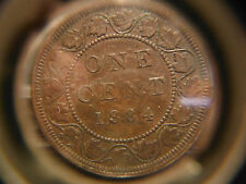 1884 Large One Cent ***** Obverse # 2
