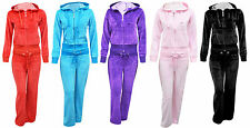 NEW-LADIES-VELOUR-TRACKSUITS-FIVE-COLOURS-S-TO-4XL