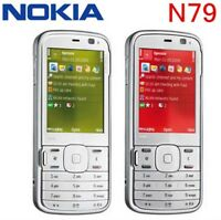 Original Unlocked Nokia N79 Mobile Cell Phone 3G GPS WIFI Camera 5.0MP Free Ship