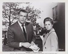"1964 Vintage Photograph ""MARNIE"" - SEAN CONNERY & TIPPI HEDREN - UNIVERSAL PHOTO"